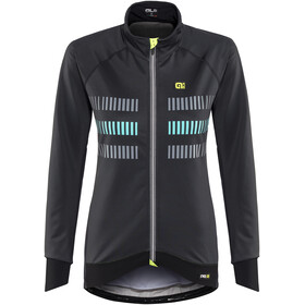 Alé Cycling Graphics PRR Strada 2.0 Jacket Women black-turquoise